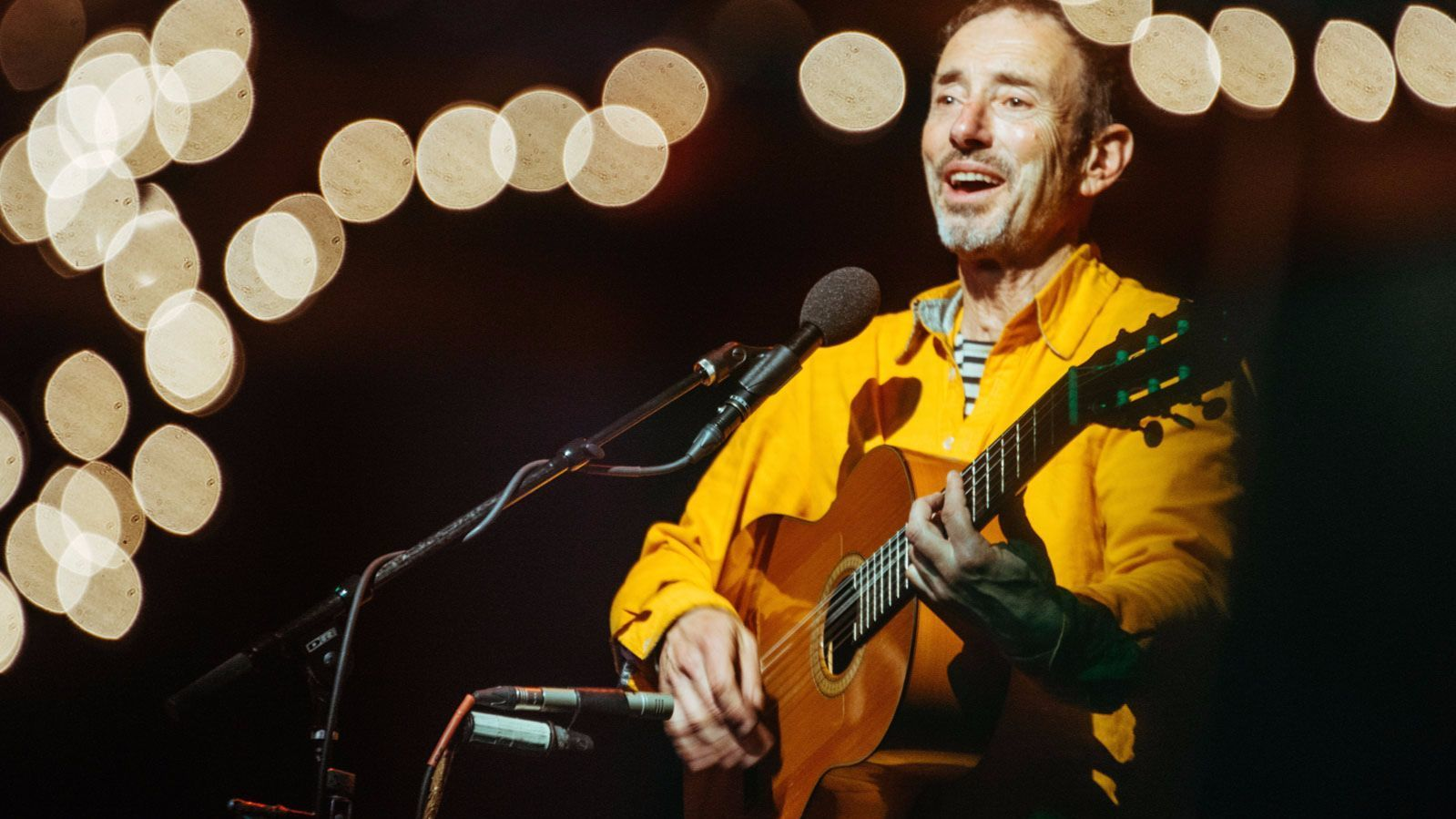 Veteran singer-songwriter Jonathan Richman.