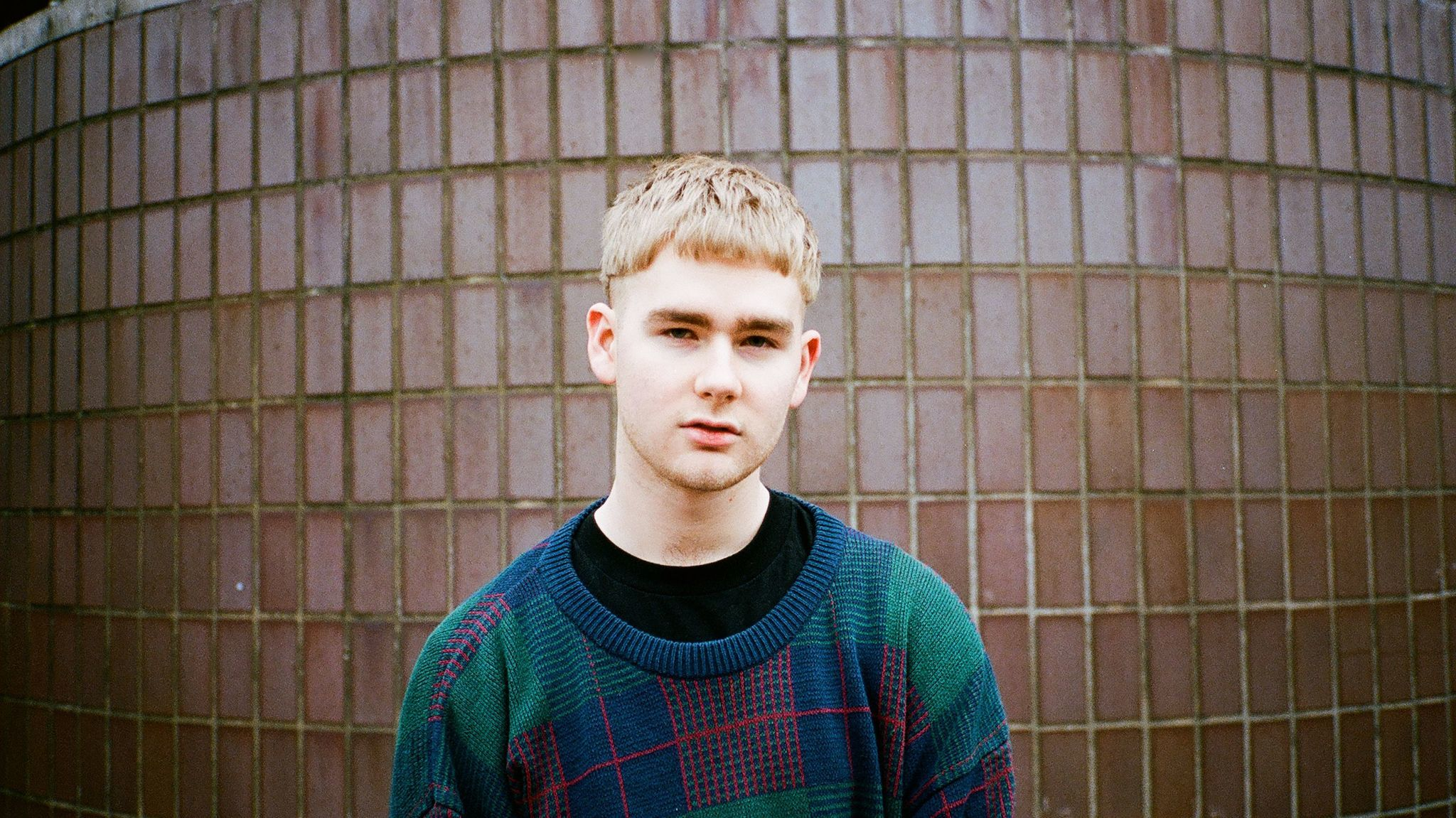 Up-and-comer Mura Masa.