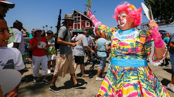 Two-fer deal on admission to O.C. and Ventura County fairs