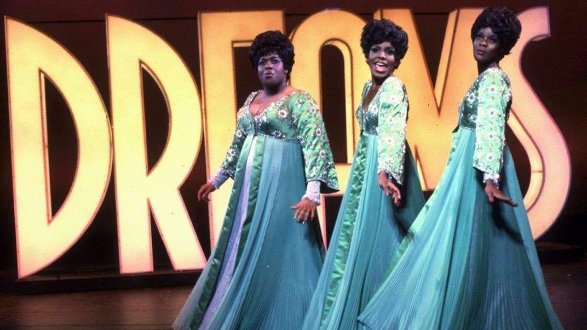 "Jennifer Holliday (Effie), Sheryl Lee Ralph (Deena) and Loretta Devine (Lorrell) in the Broadway production of ""Dreamgirls"" that opened Dec. 20, 1981, at the Imperial Theatre."