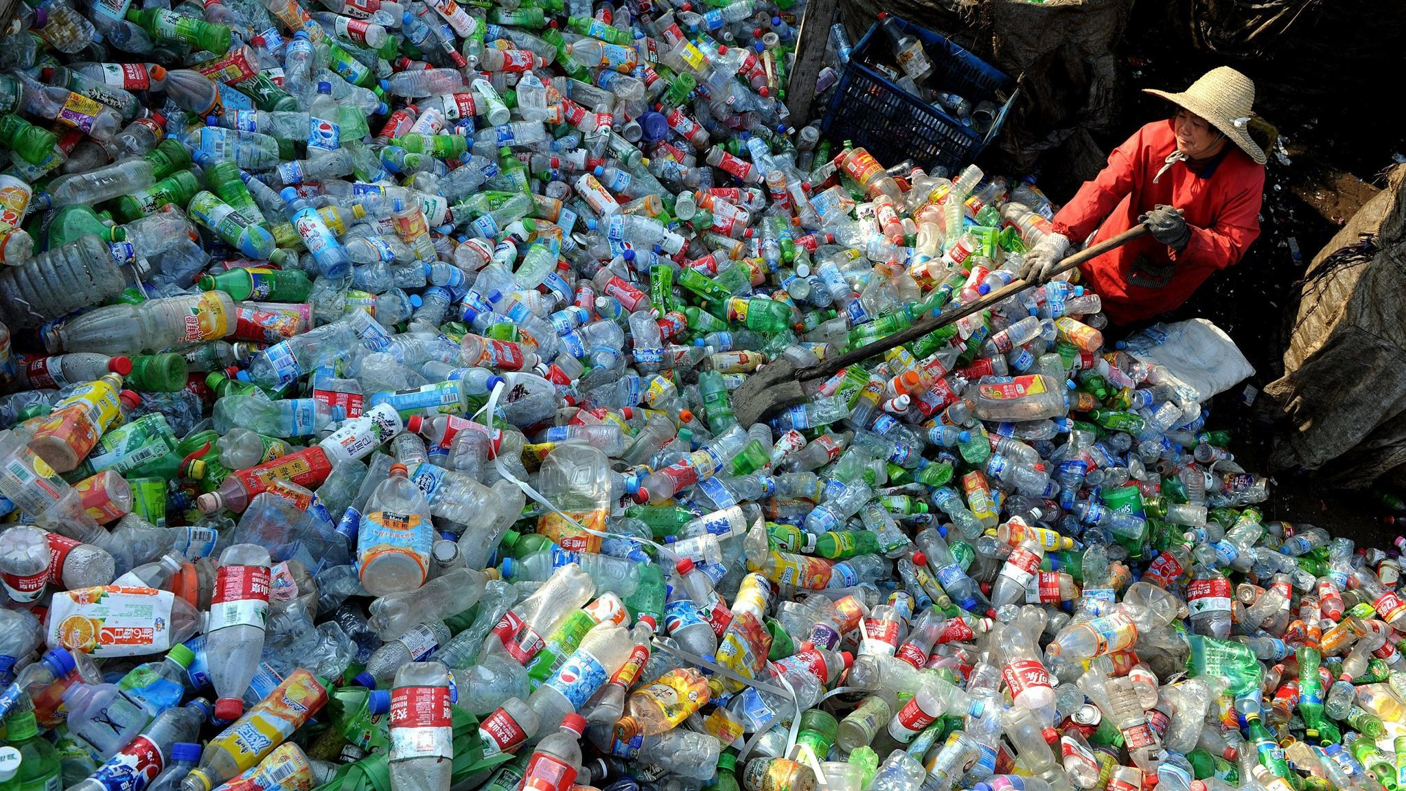 Plastic Trash Could Top 13 Billion Tons By 2050 And