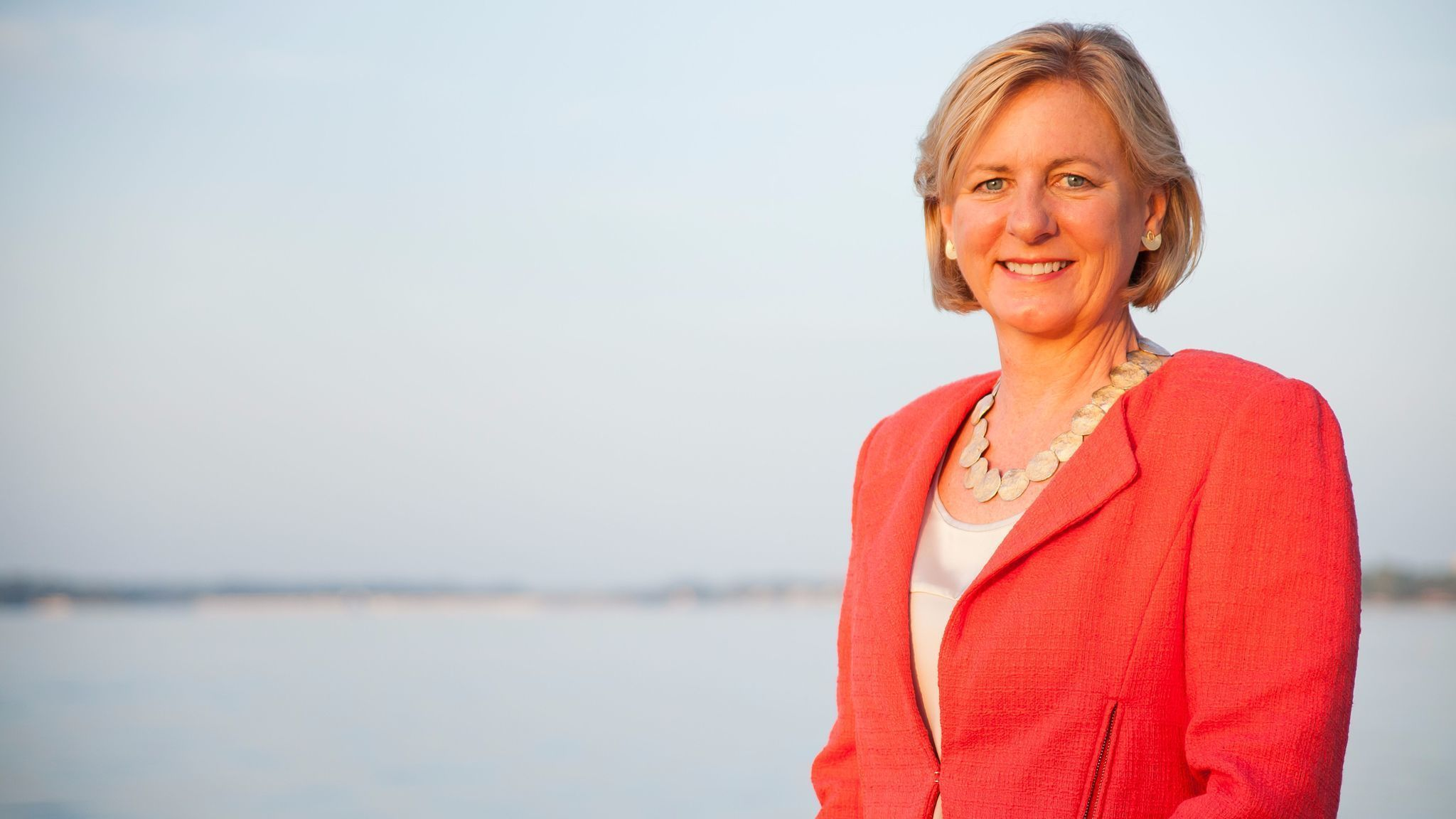 Democrat Nancy Soderberg Announces Run For Ron Desantis