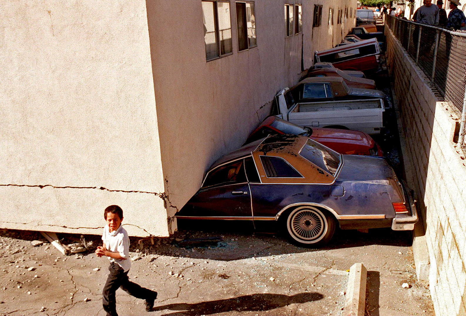 The Northridge earthquake of 1994