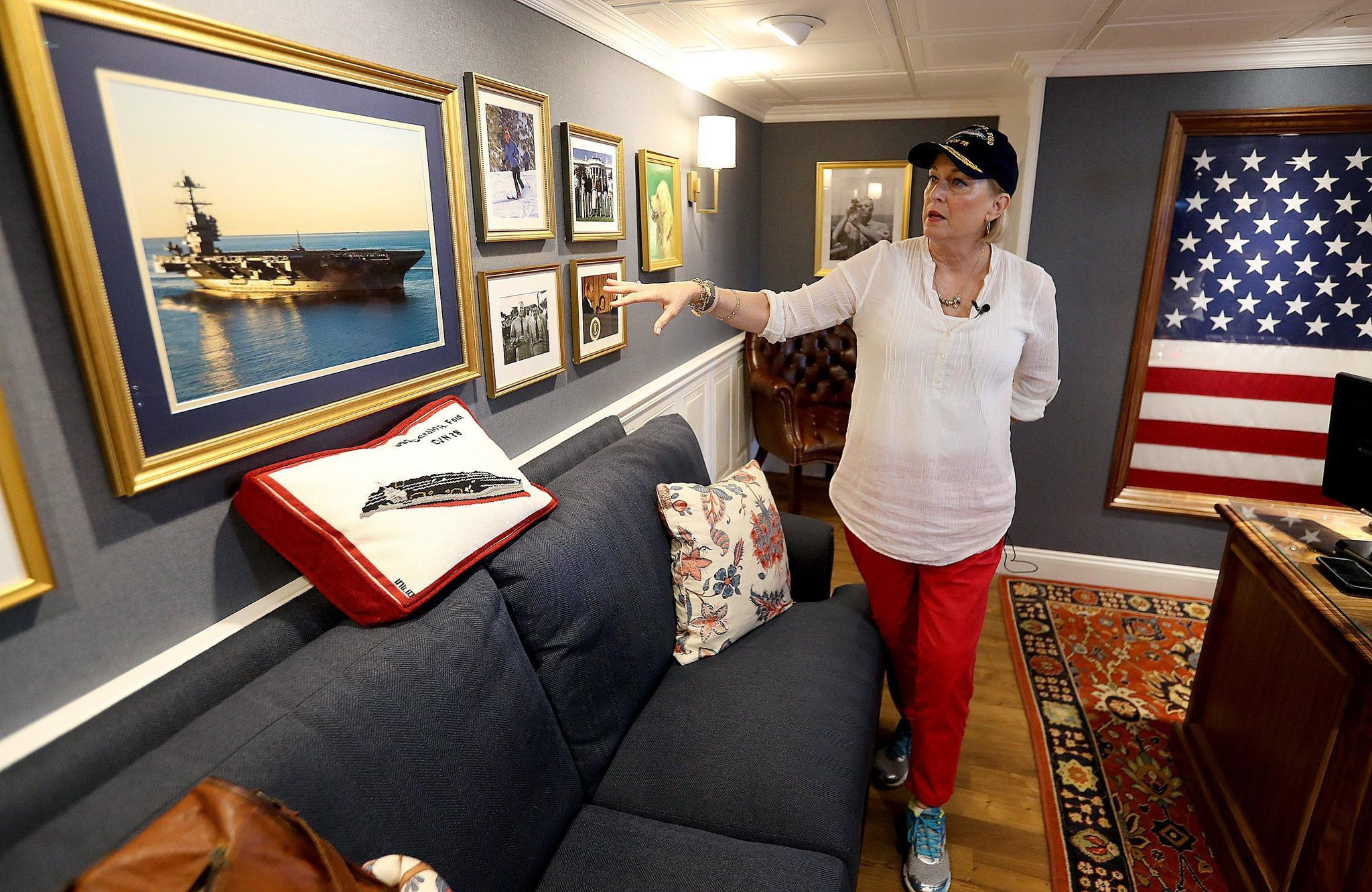 Aircraft Carrier Gerald Ford Commissioning A Labor Of Love
