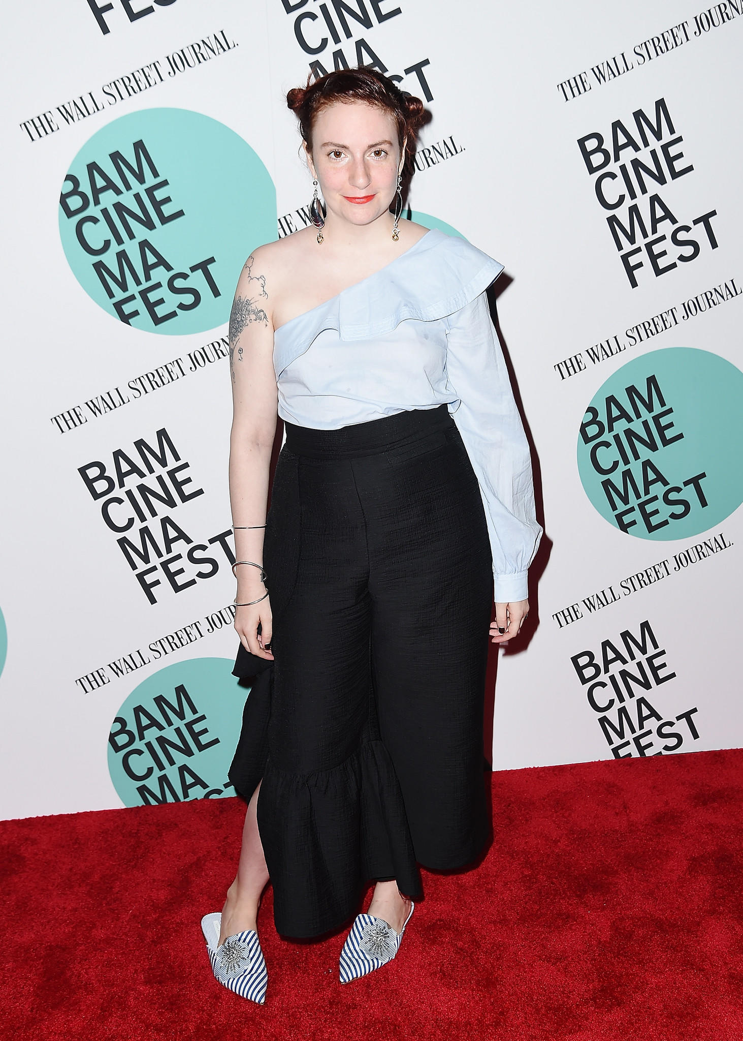 "Lena Dunham is slated to appear in one episode of the upcoming seventh season of ""American Horror Story."" (Nicholas Hunt / Getty Images)"