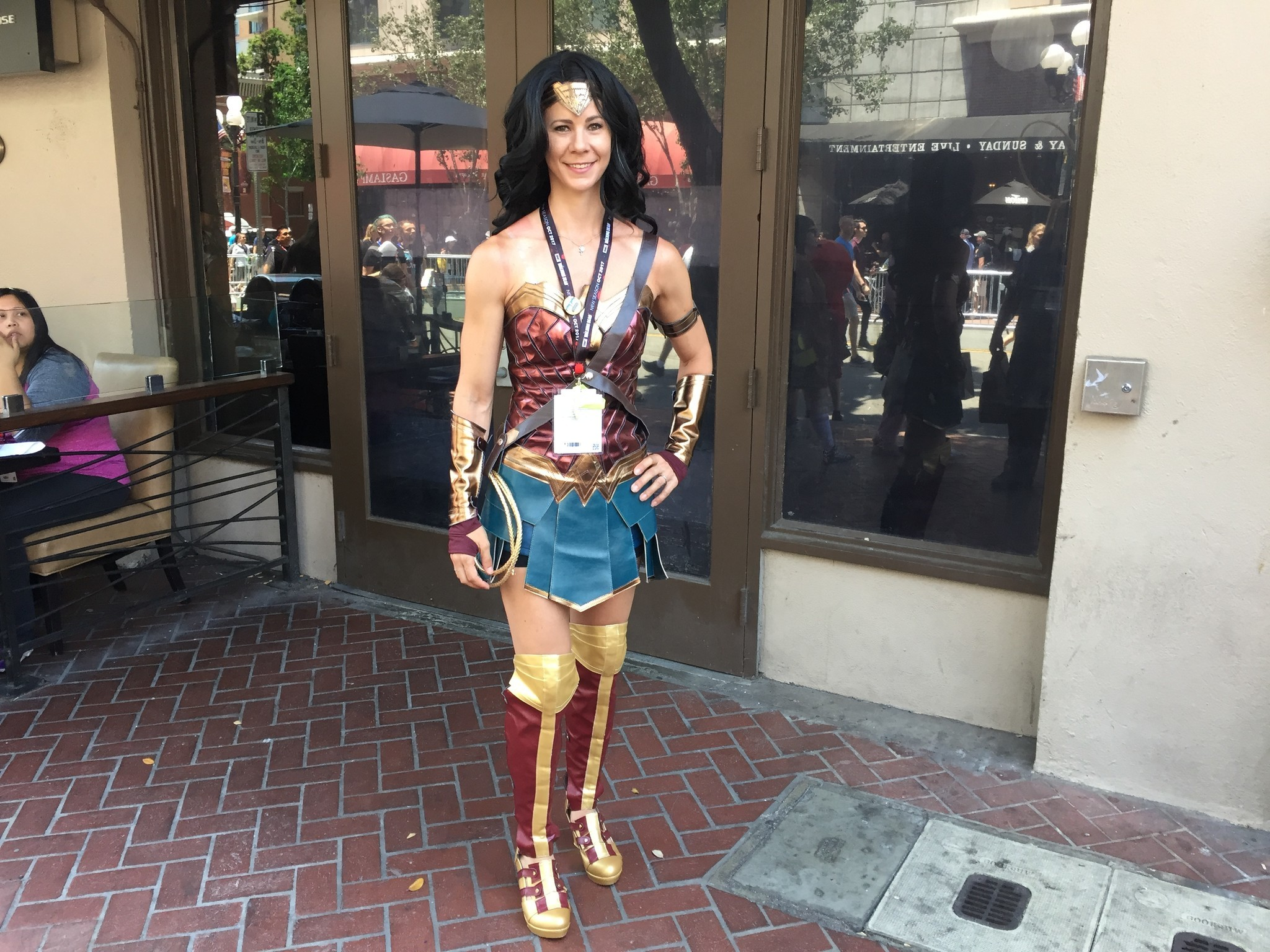 SDCC: Wonder Woman 2 Confirmed At Warner Bros. Panel