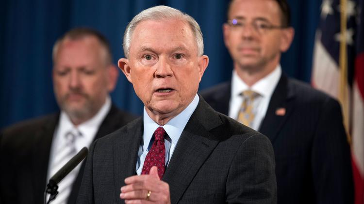 Sessions memo says Title VII doesn't bar discrimination against transgender people