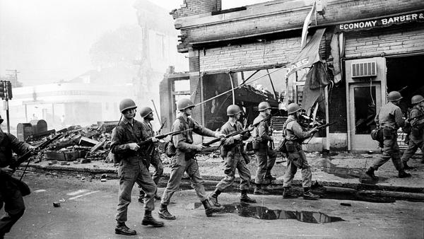 'I had to photograph this shocking event.' What one journalist remembers 50 years after the Detroit riots