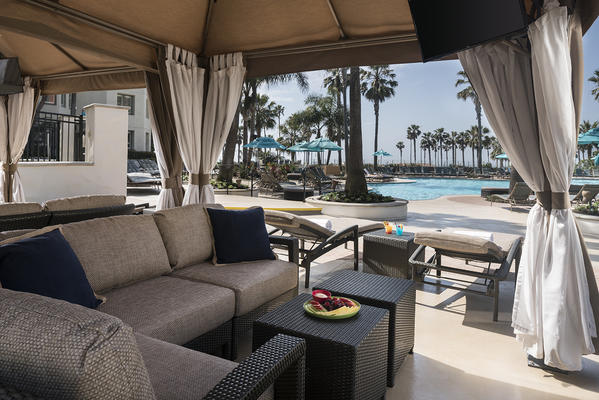It's not just another day at the beach, as the O.C's waterfront hotels get a makeover