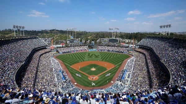 Letters: Fans have a field day with Dodgers asking $12 million for naming rights