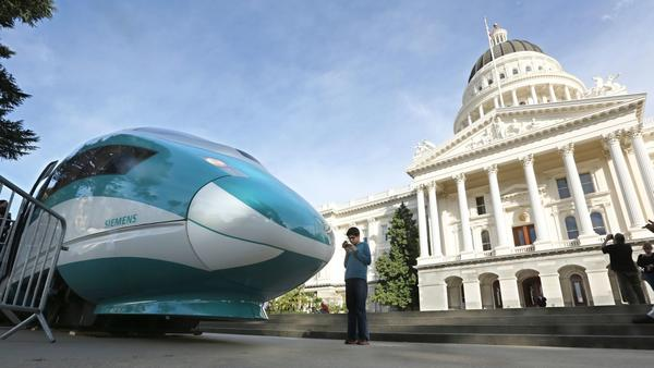 To save his climate change program, Jerry Brown sacrificed his bullet train
