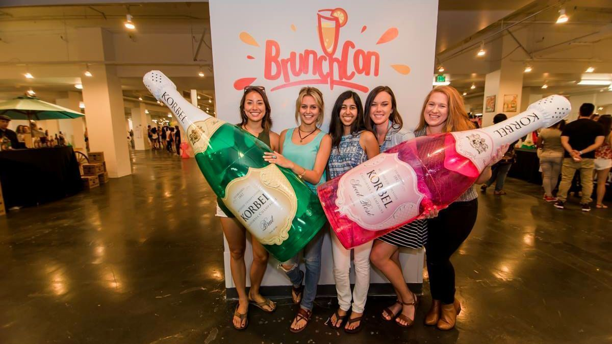 Three food events you need to know about: BrunchCon, a Gyoza eating contest and the Vegetarian Food Festival