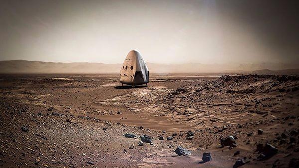 SpaceX may have canceled Red Dragon Mars mission
