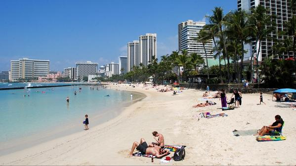 July 23 airfare chart: Hawaii's calling with lower fares from LAX and Orange County