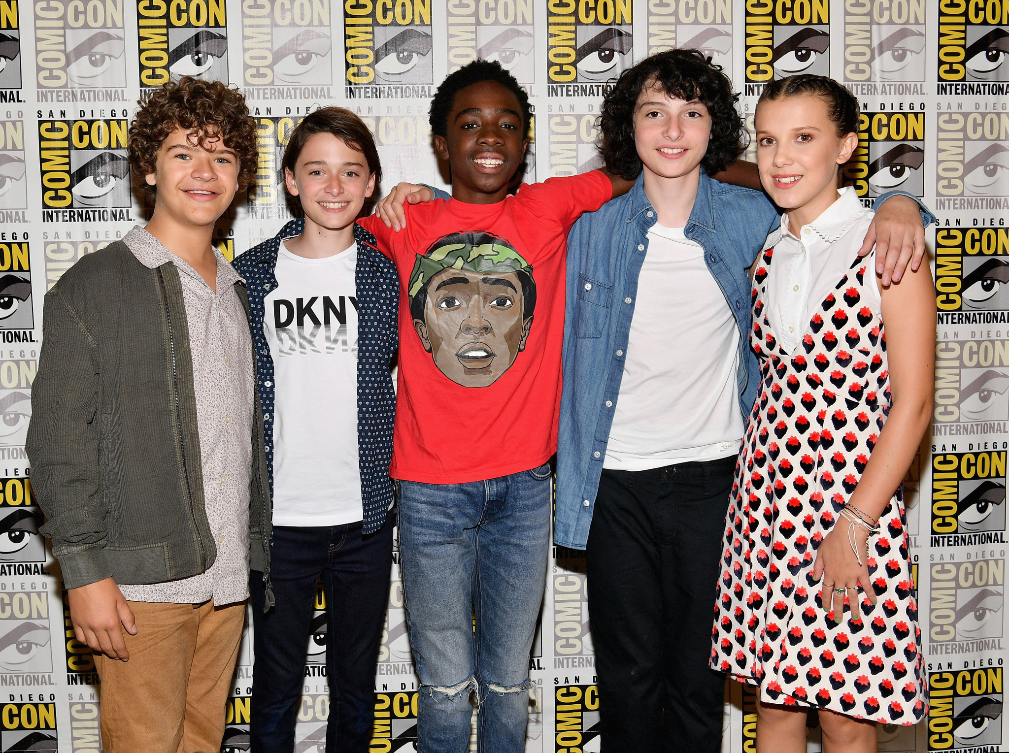 Watch the young cast members of stranger things react to their netflixs new aftershow for their hit series stranger things has brought to light some interesting revelations about the cast and crew from where the m4hsunfo