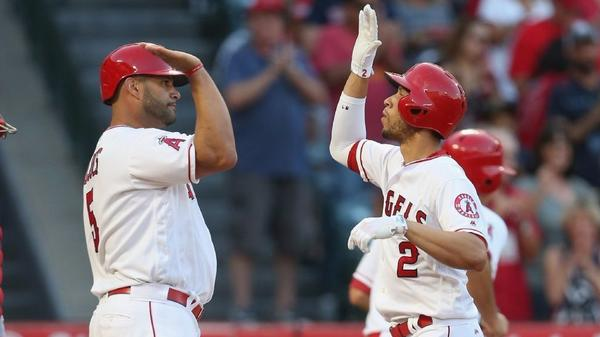 Angels swat Red Sox 7-3 to keep their wild-card hopes alive