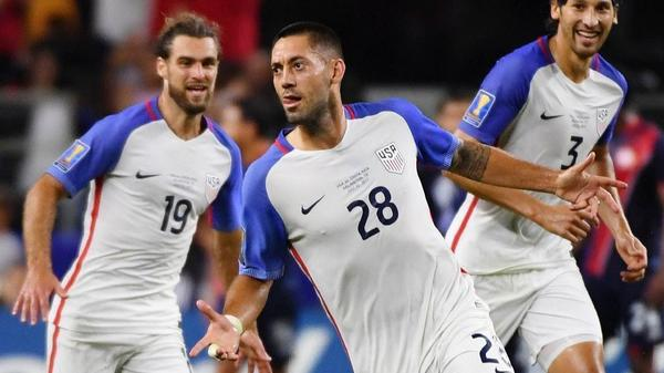 U.S. to play for Gold Cup title after Dempsey sparks win