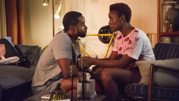 About that last scene from the 'Insecure' Season 2 premiere — Issa Rae & Co. break it down