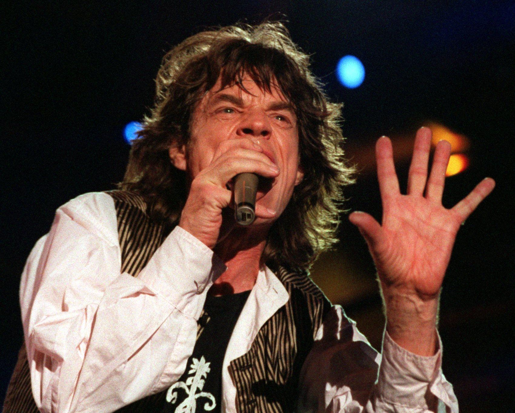Mick Jagger releases two new, politically-charged singles