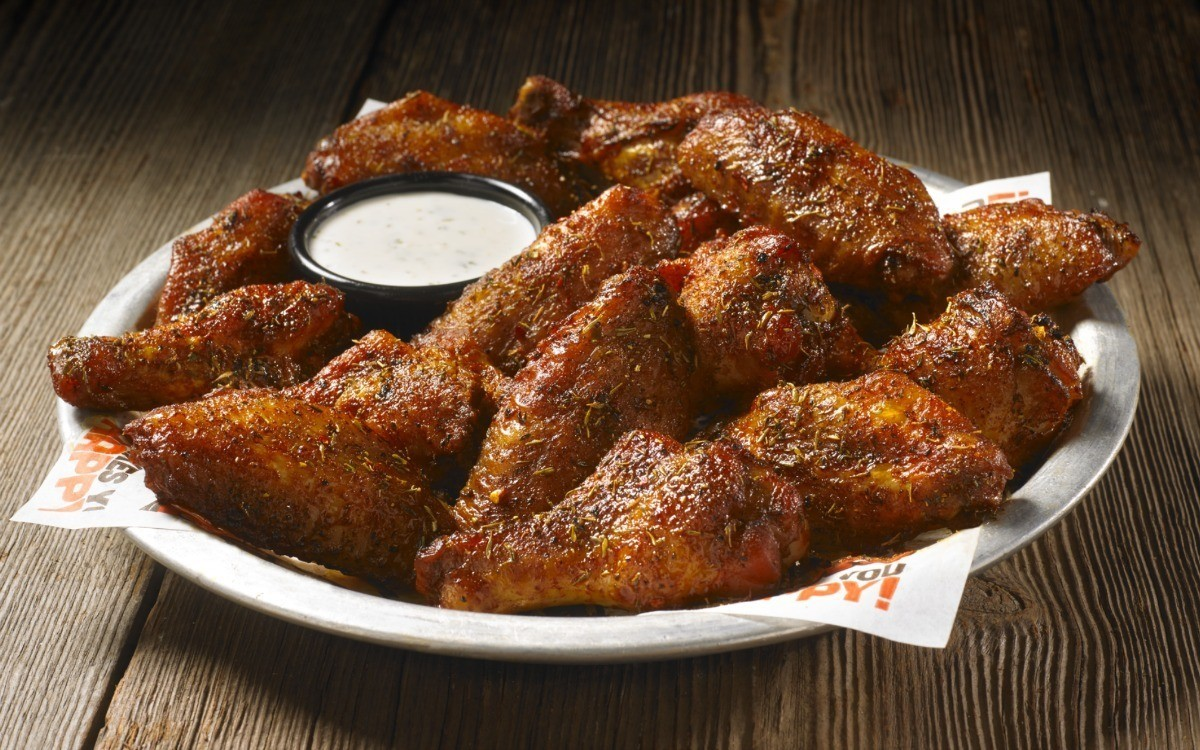 Free wings at Hooters for National Chicken Wing Day on Saturday ...
