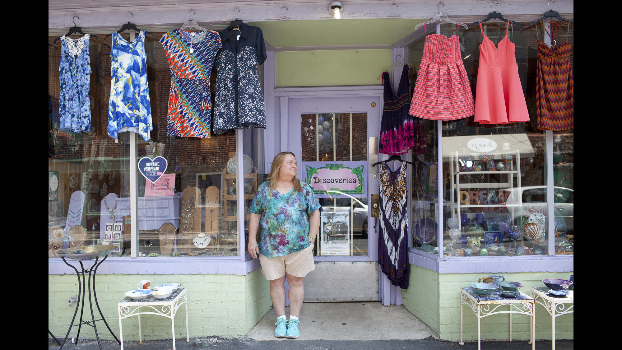 Main Street businesses rise from the rubble one year after devastating Ellicott City flood