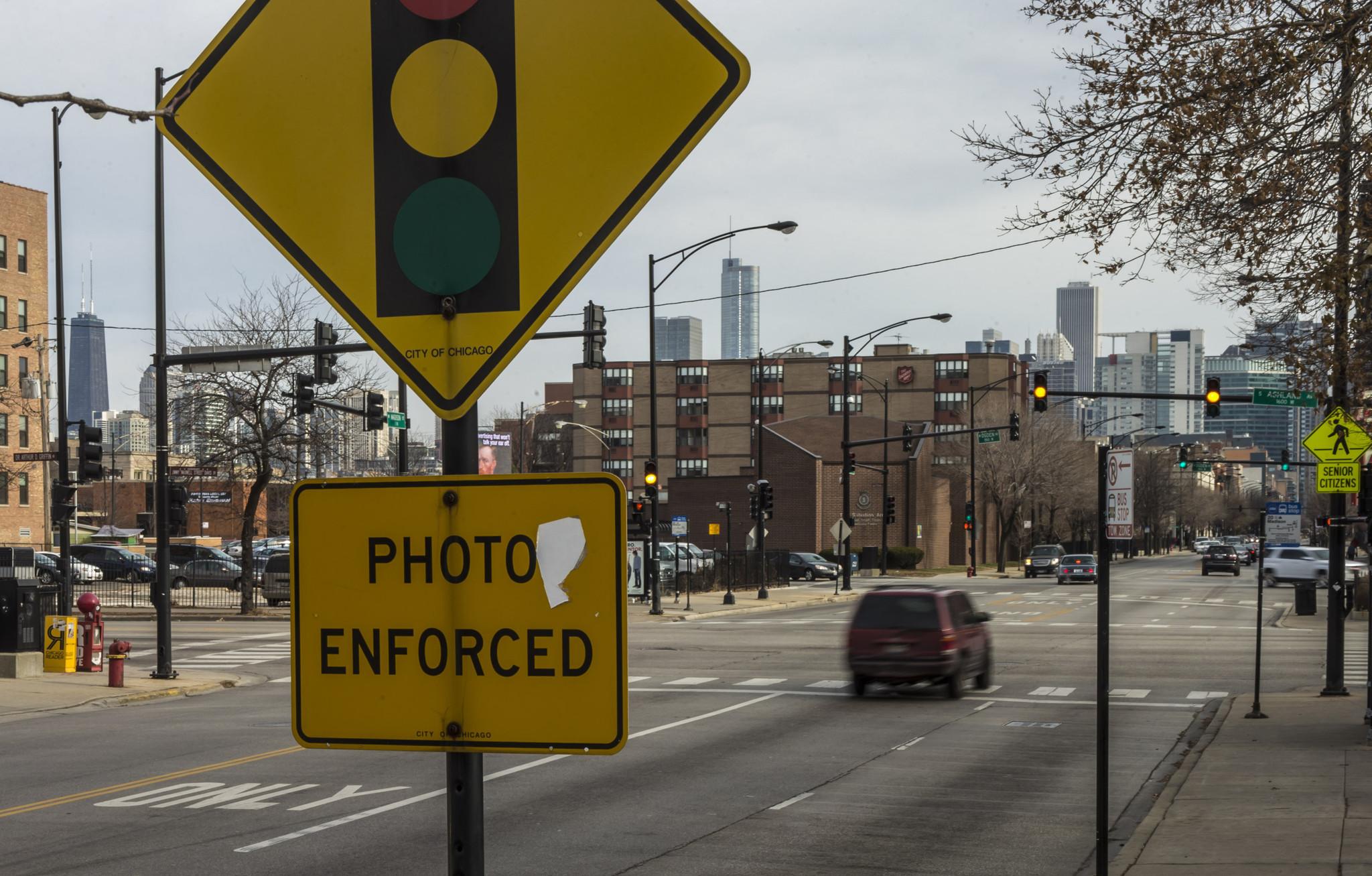 City Reaches $38.75 Million Settlement In Red Light Ticket Lawsuit    Chicago Tribune