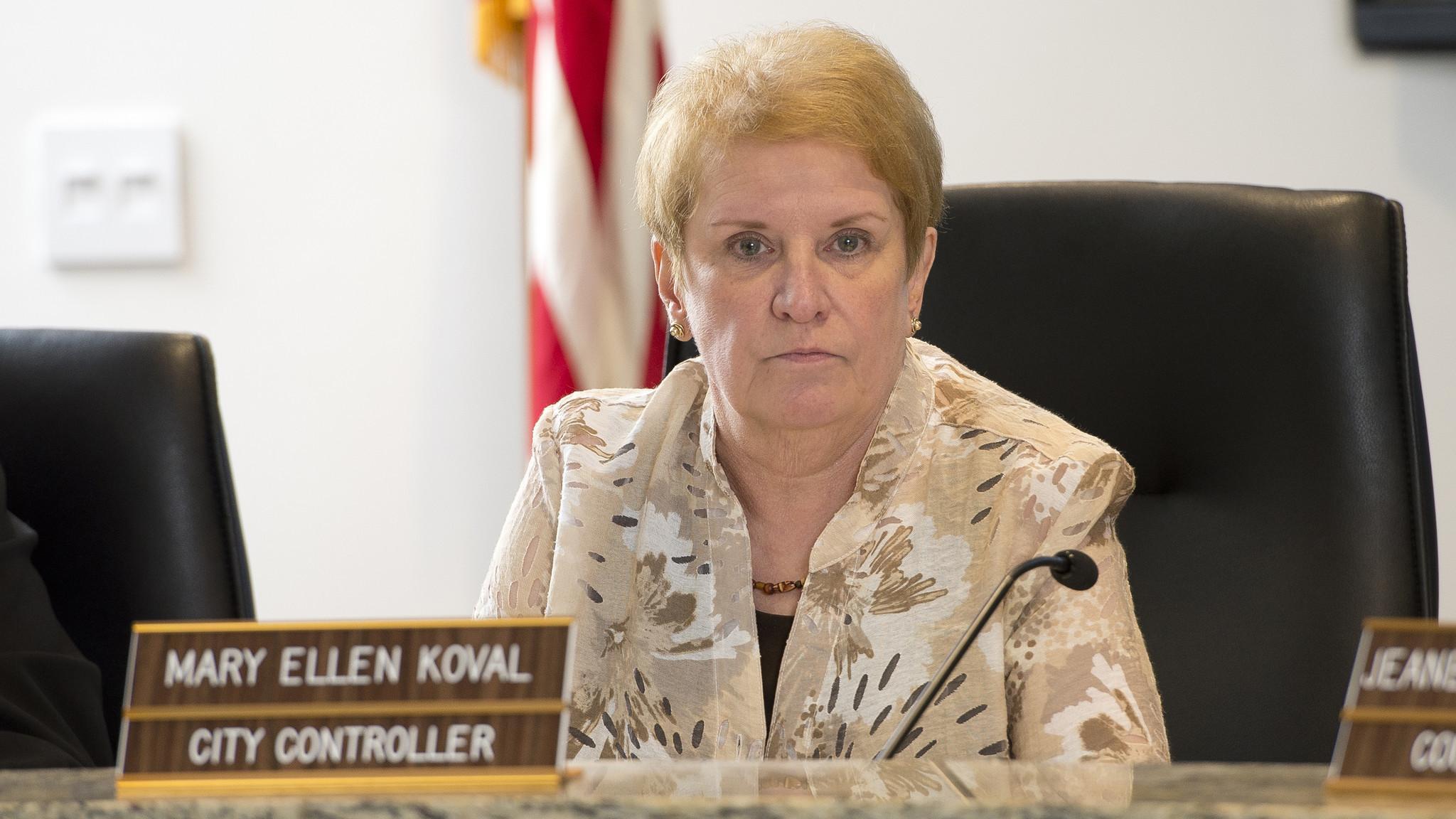 Mary Ellen Koval