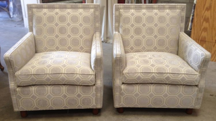 Garcia Furniture Design's finished products.