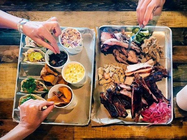 New barbecue joint cooks up Friday grand opening