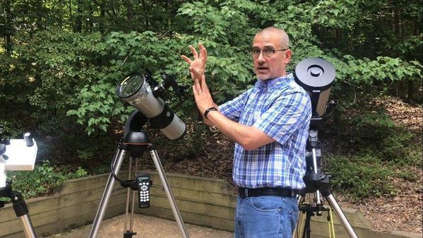 Williamsburg physics teacher moonlights as astrophotographer