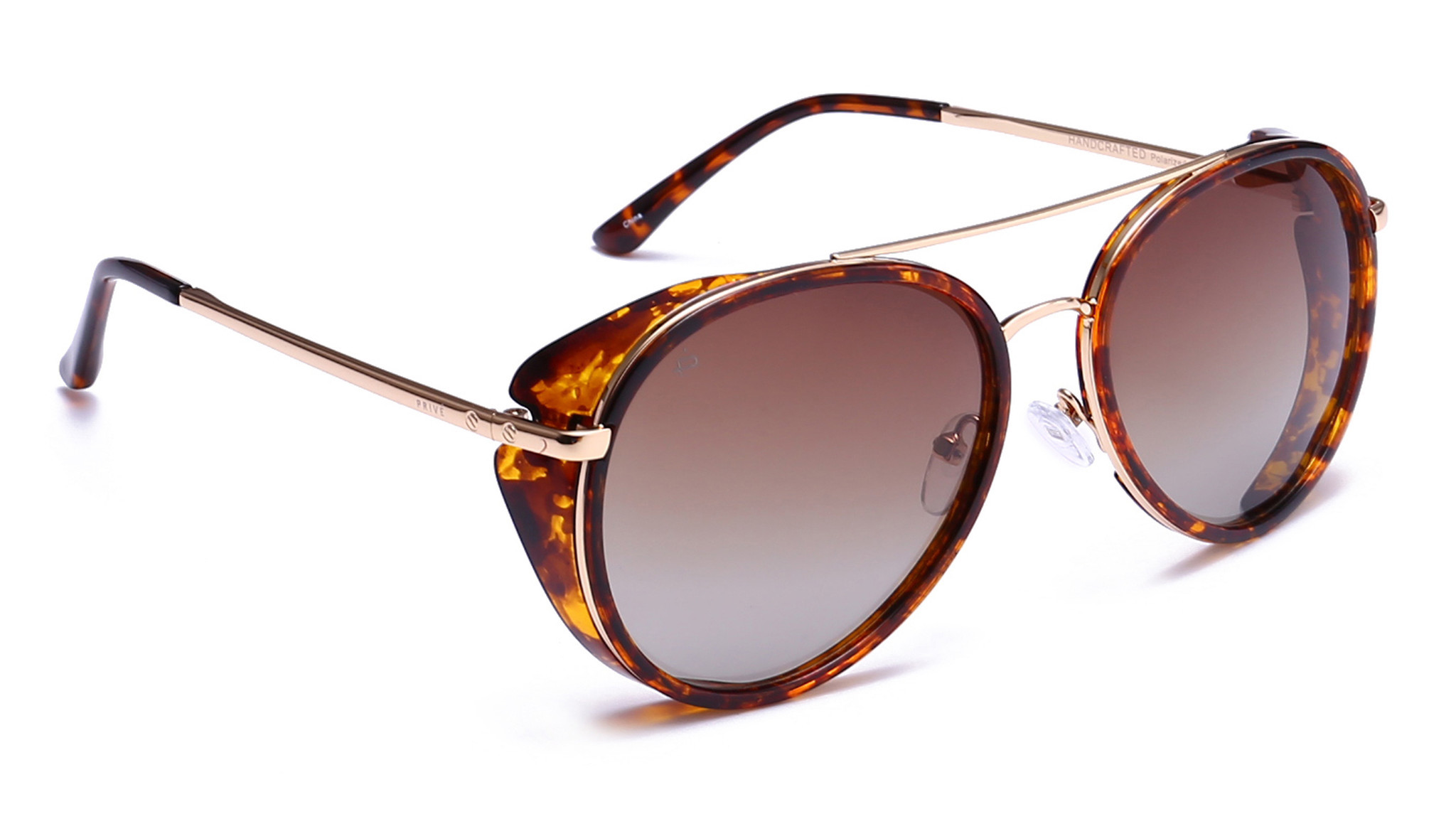 Privé Eyewear, the Godfather, the Madam ($29.95, priverevaux.com)