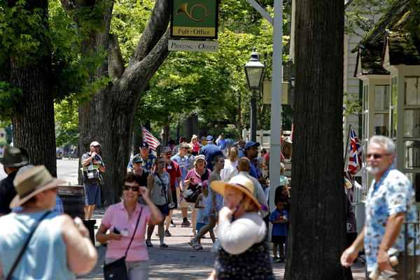 Colonial Williamsburg tax relief request turned aside in York County