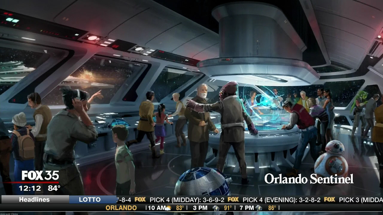 Disney's 'Star Wars' hotel would escalate immersion trend, experts say