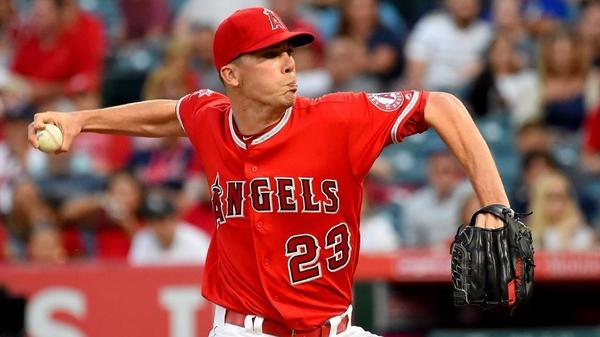 Angels report: With Alex Meyer