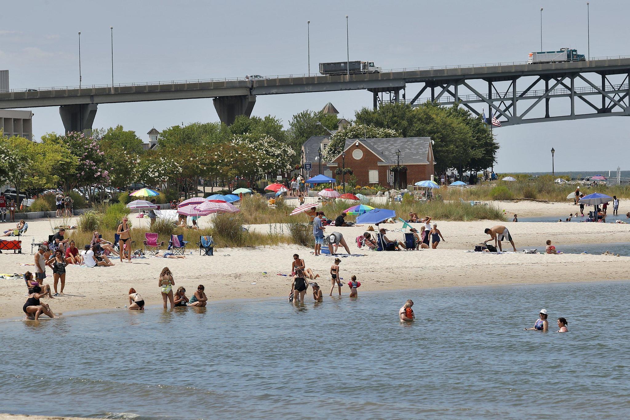 Yorktown Beach Va Restaurants