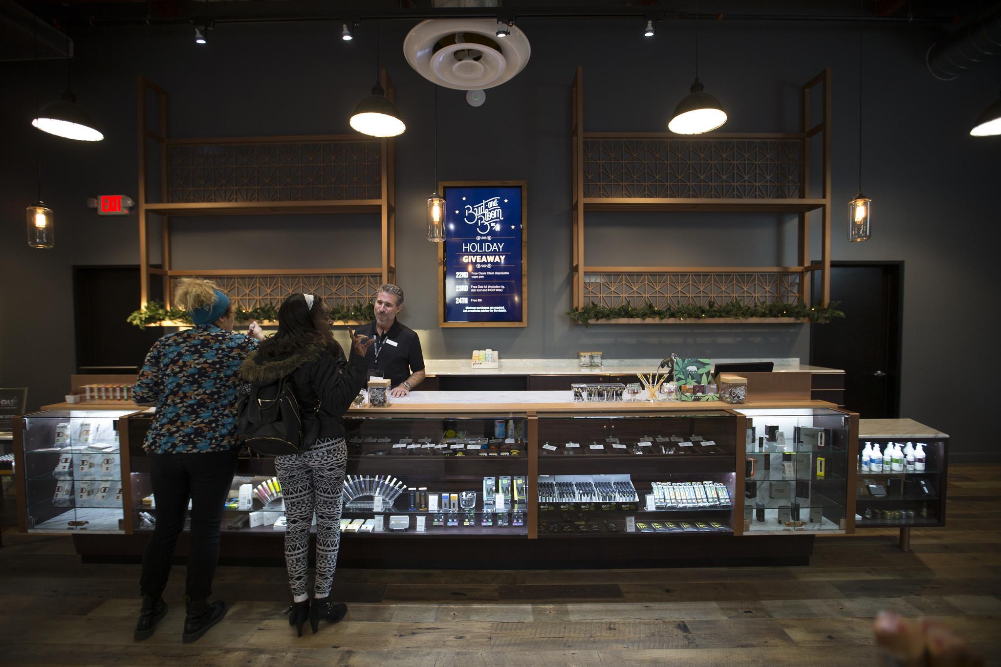 Legal Marijuana Could Be A 5 Billion Boon To Californias Economy