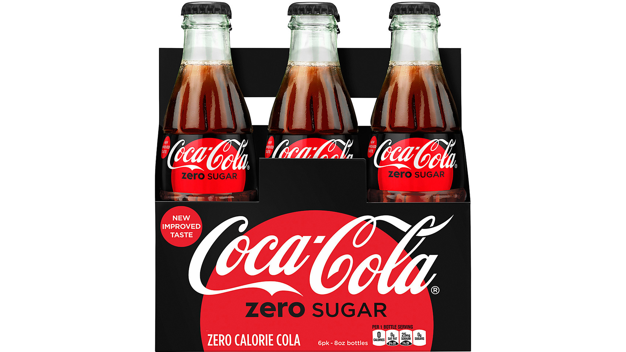 Coke Zero is vanishing. Instead we get Coca-Cola Zero Sugar, with a new recipe