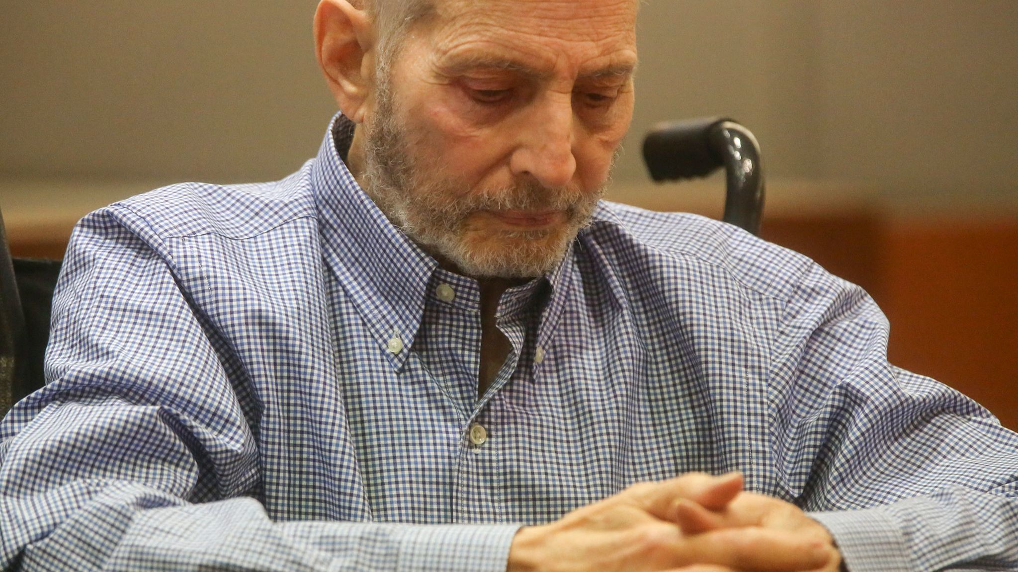 Witness: Robert Durst told her he was in L.A. around the ...