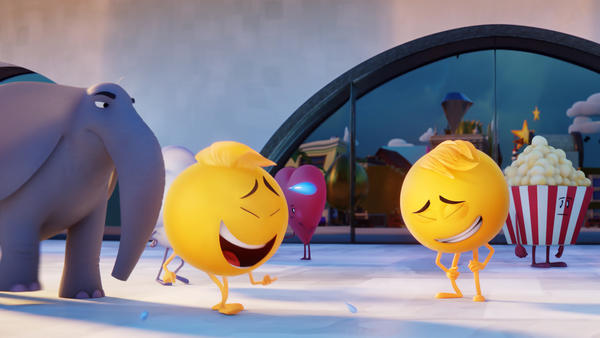 'The Emoji Movie' can be summed up in one word: Meh