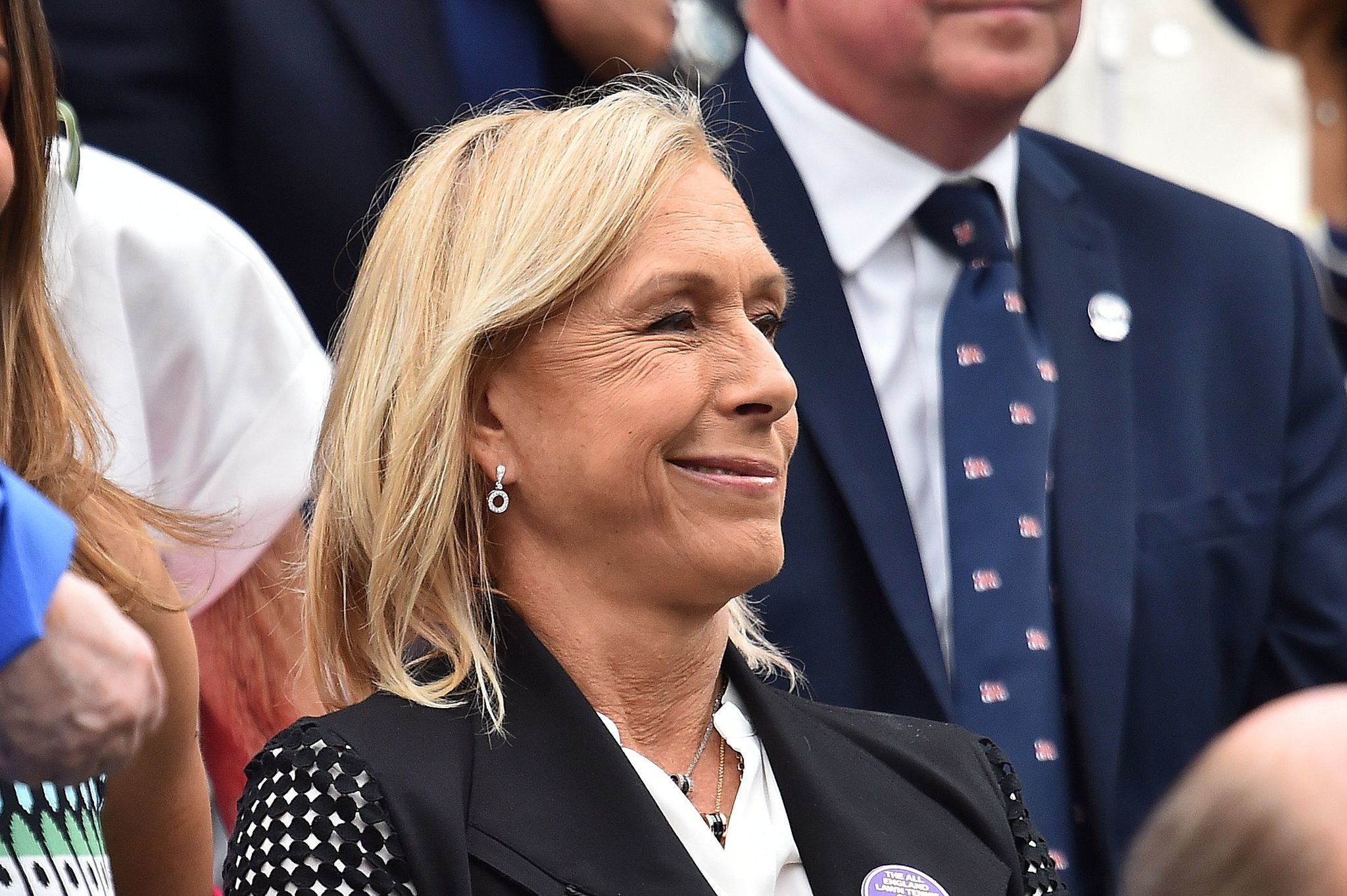 Navratilova Escaped Oppression For U S So She s Not About To