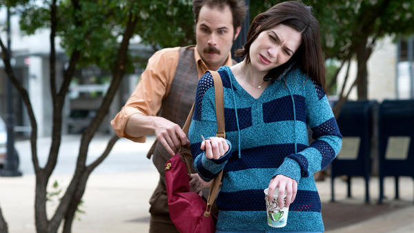 'The Conway Curve' is too bland to sustain its kooky characters' high jinks