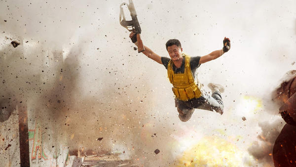 Chinese patriotism on display in generic action of 'Wolf Warrior 2'
