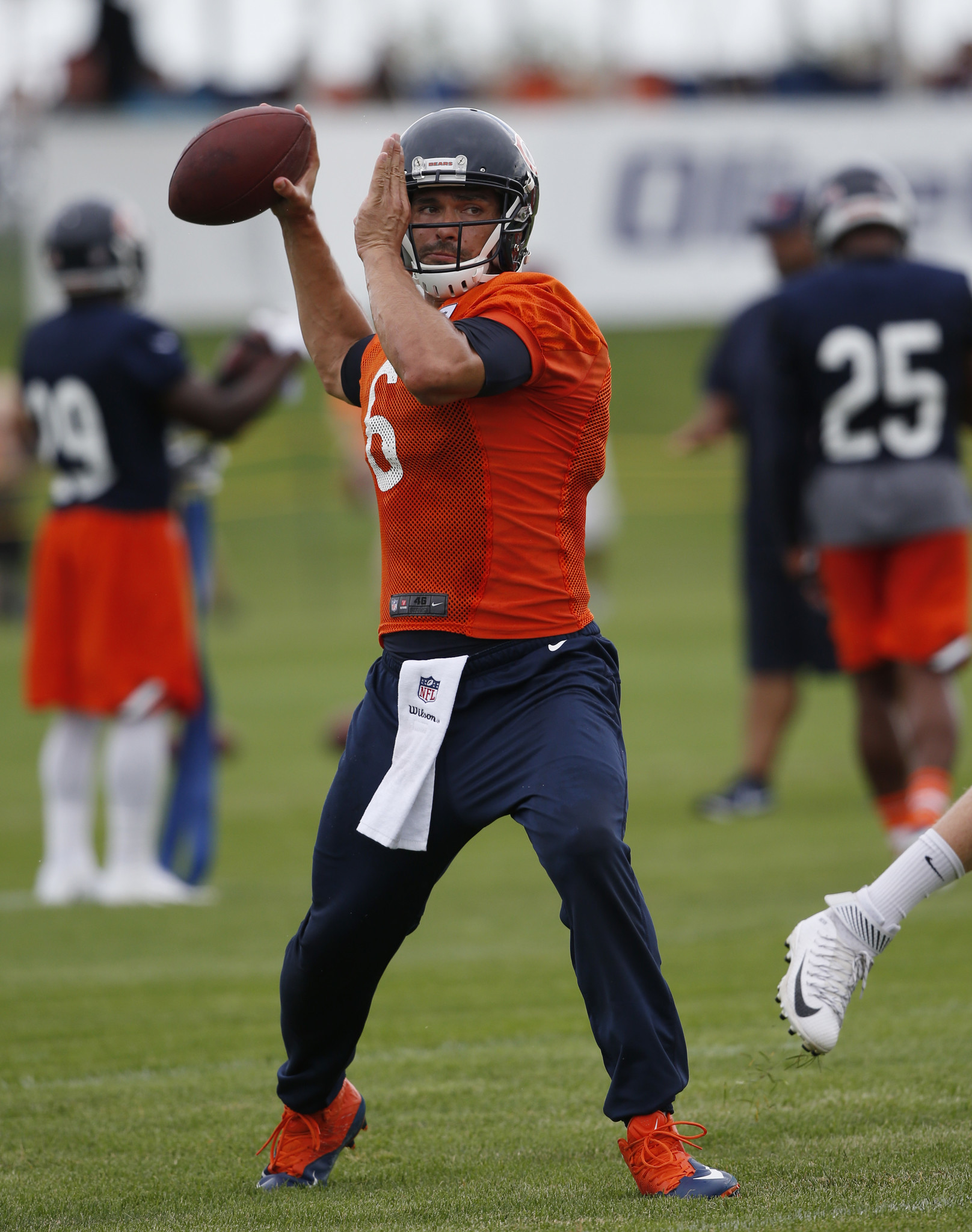 718930504 Mark Sanchez settling in as Bears backup quarterback - Chicago Tribune