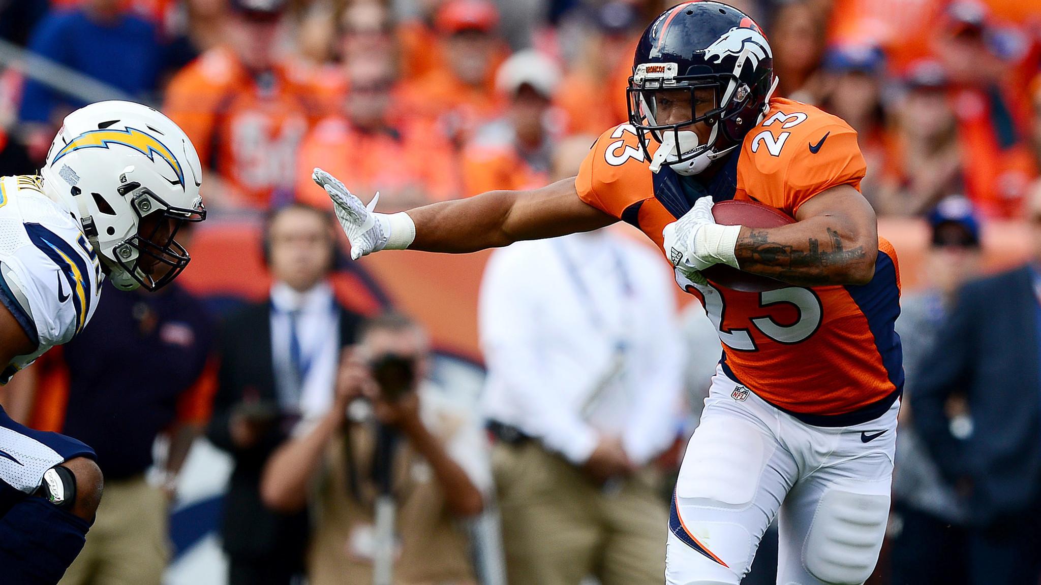 Nfl Notes Broncos Lose Devontae Booker To Wrist Injury