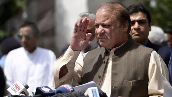 Pakistani Supreme Court disqualifies prime minister from office over corruption allegations exposed in Panama Papers