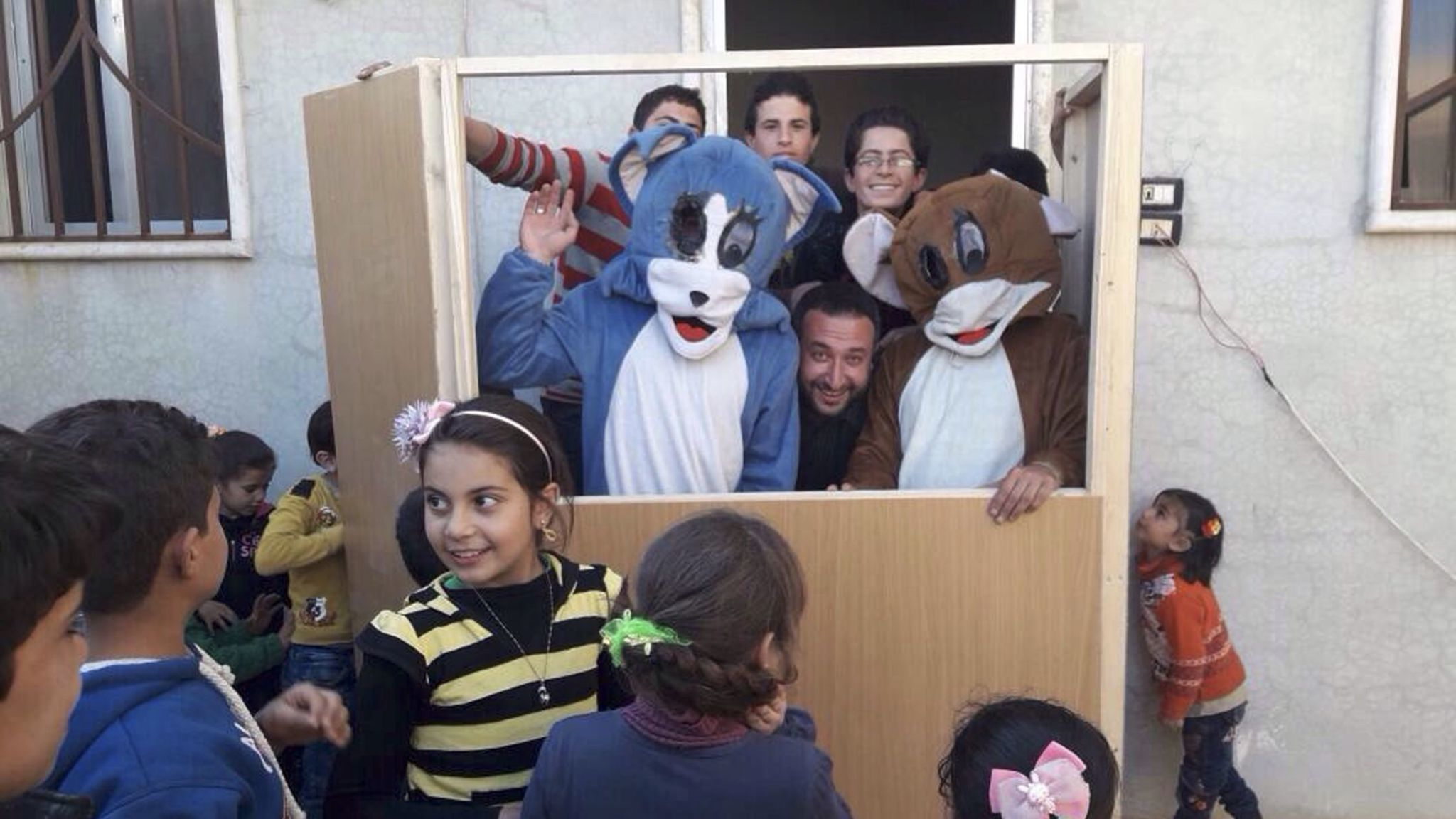 Syrian comedy troupe's brand of satire fails to amuse Assad government