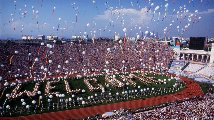 1984 Los Angeles Summer Olympic Games