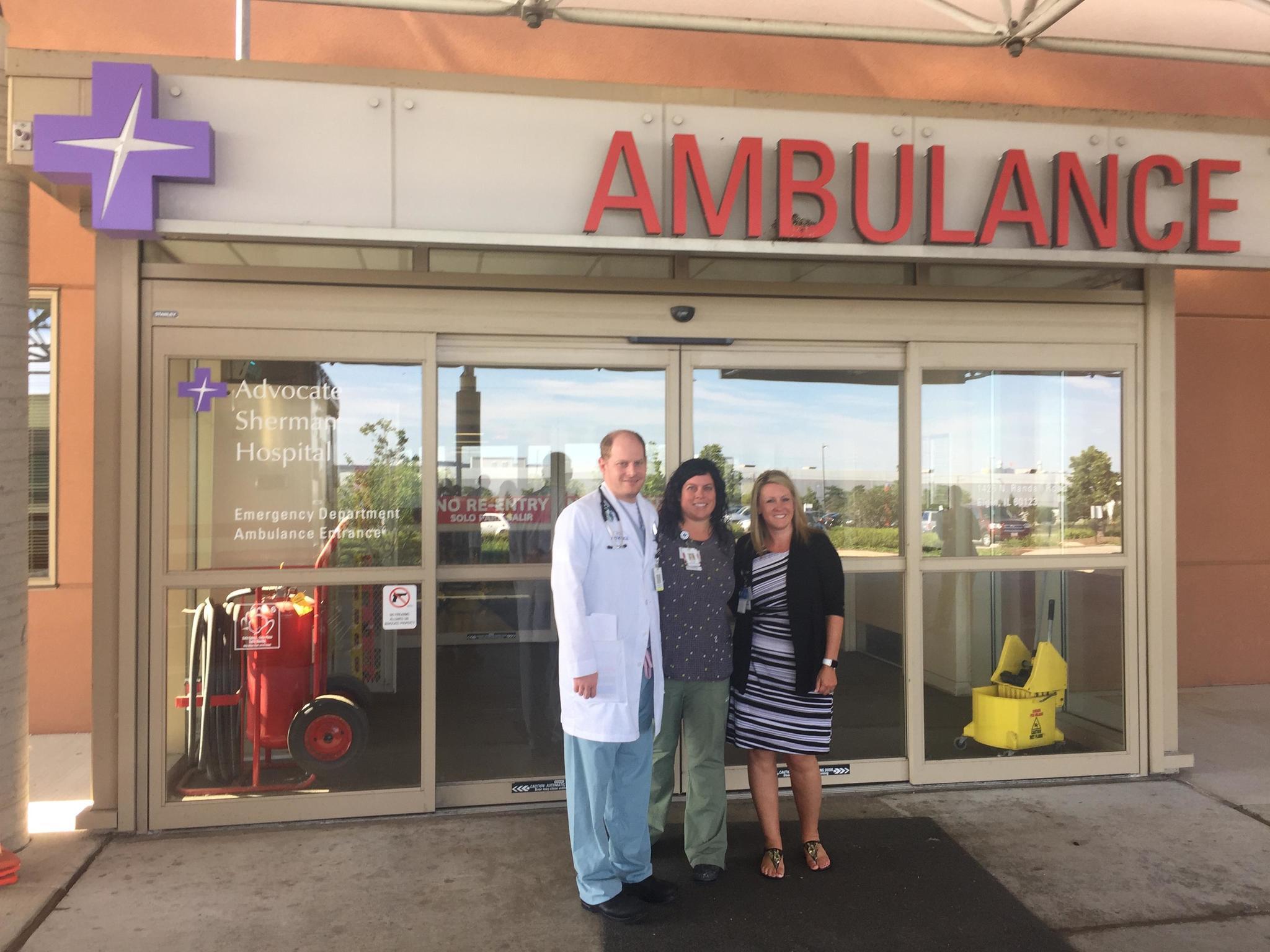 Good Samaritan Hospital Emergency Room Downers Grove