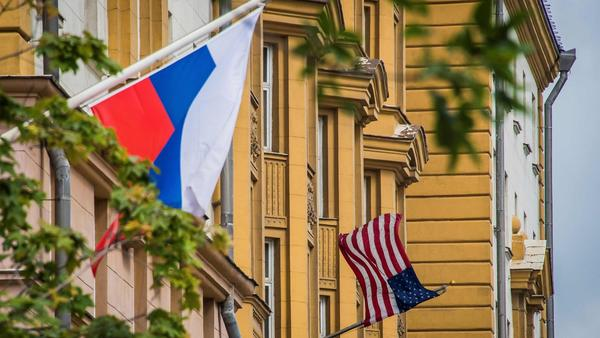 United States agents inspect Russian trade mission in Washington after shuttering three outposts