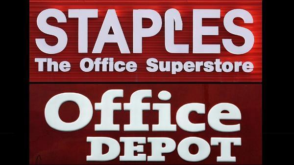 Office Depot To Acquire Staples Stores After All  Sun Sentinel